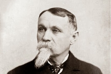 John J. Healy was Dyea's first white resident.