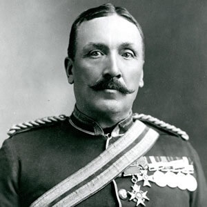 Sam Steele was perhaps one of the most famous Mounties to serve in the Yukon during the Klondike Gold Rush.
