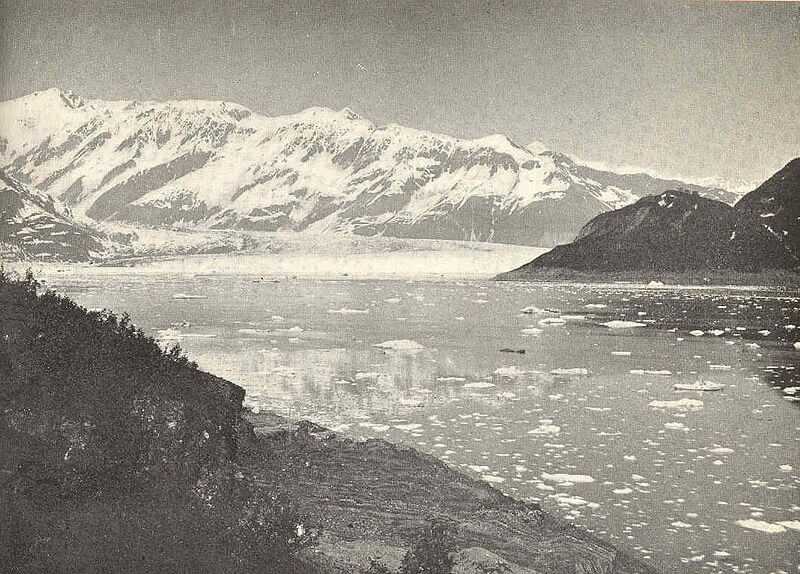 Yakutat Bay.