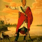 Chief Joseph Brant Twice Visits England