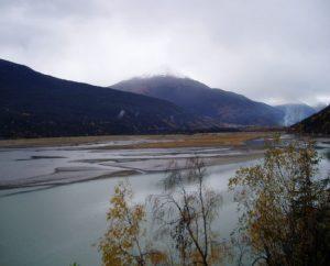 Dyea Inlet, Alaska.