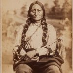 Arrival of Sitting Bull