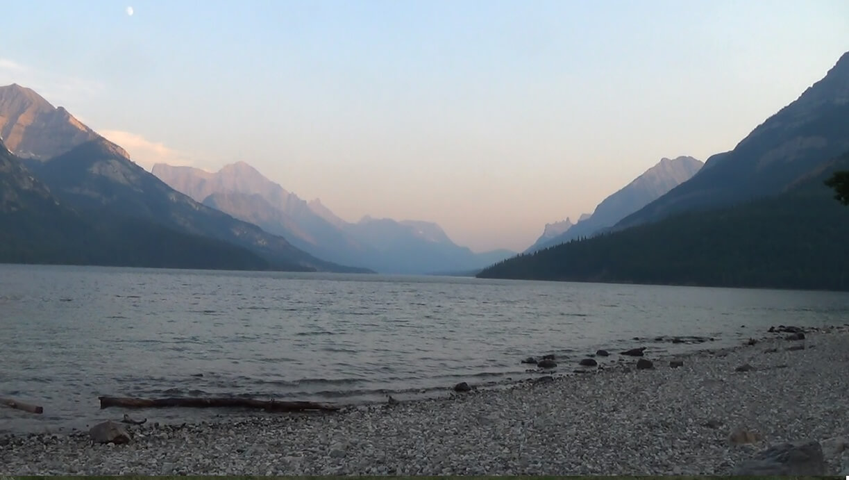 Waterton Lakes National Park.