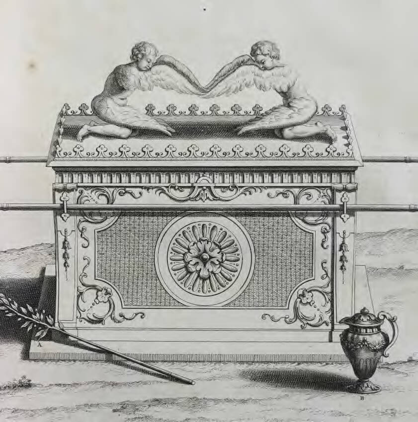 Interpretation of the Ark of the Covenant.