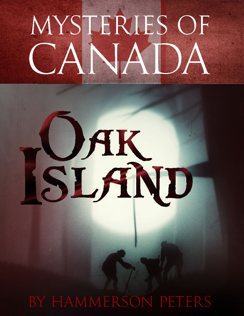 Cove image of oak island book