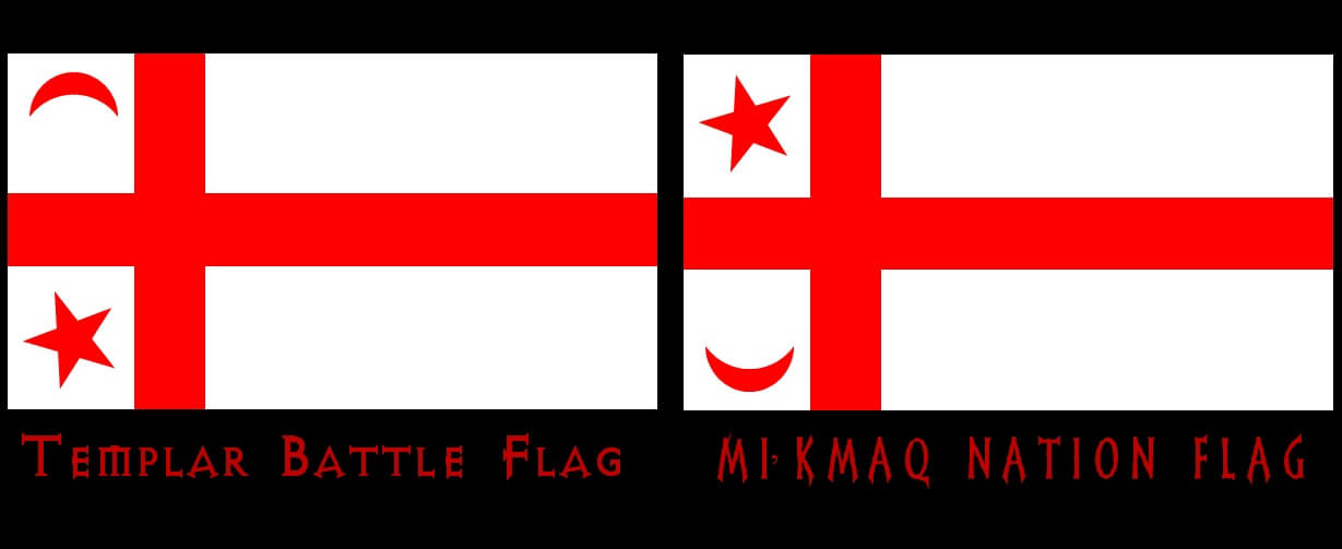 mikmak-templar-battle-flag