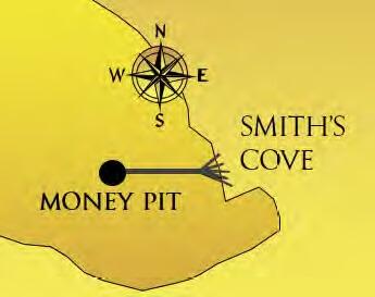 The Smith's Cove Flood Tunnel.