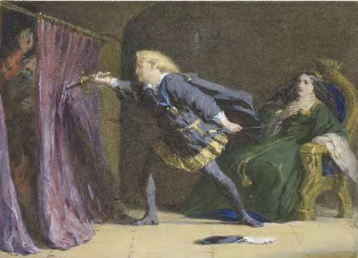the mystery of death hamlet Hamlet shows shakespeare intent on sabotaging the conventions of  who is  fatally wounded by laertes in revenge for the deaths of his father.