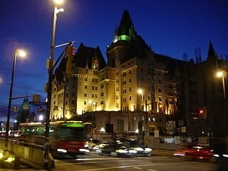 Haunted Hotels in Ontario.