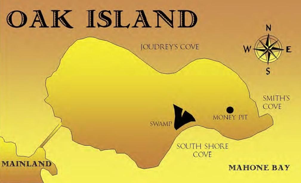 Drilling Down Oak Island