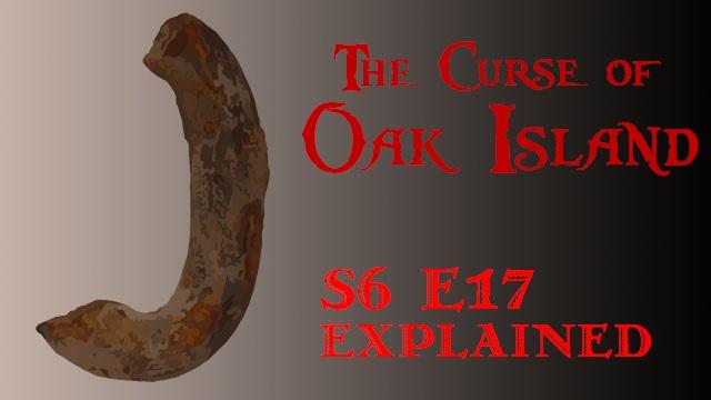 The Curse of Oak Island: Season 6, Episode 17- Clue or False