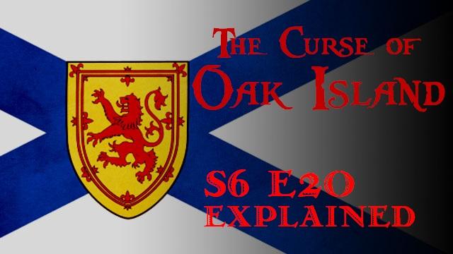 The Curse of Oak Island: Season 6, Episode 20- Short Days