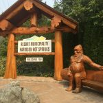 Harrison Hot Springs- The Sasquatch Capital of Canada