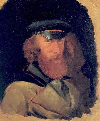 paul-kane-self-portrait